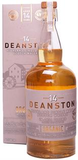 Deanston Scotch Single Malt 14 Year Organic 750ml